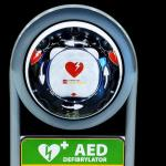 Zewnętrzny stojak AED