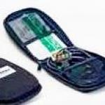 Trzyżyłowy kabel EKG